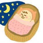 赤ちゃんが夜寝る部屋の暖房、つけっぱなしも良くなさそう・・・。どうしたらいい?