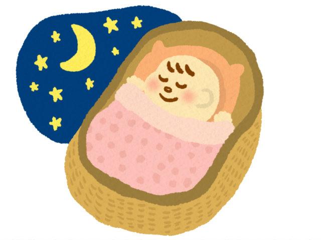 赤ちゃんが夜寝る部屋の暖房はどうする?