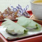 【子供の日】残った柏餅は冷凍できる?おいしい解凍の仕方は?