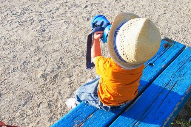 子供におすすめのストロー付き水筒