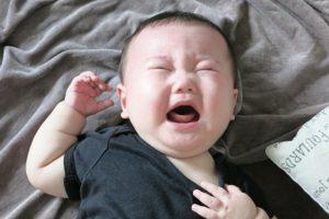 赤ちゃんの体調がおかしいと感じたら、甘いものは控えてみるべし。