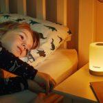 夜に子供を寝室で寝かしつけるときにおすすめのランプ4選
